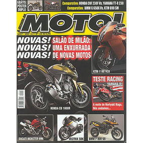 Moto.156 Dez07- Motard Bmwg650 Ktm690 Crf230 Ttr230 Gtv250