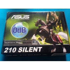 Placa De Vídeo Silent 210 Asus 1gb Ddr3