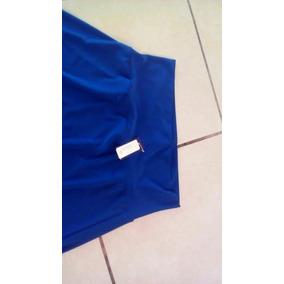 Maxi Falda Azul Nueva Talla Standar