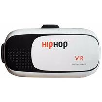 Vr Box Lentes Realidad Virtual 3d Iphone 6 Android