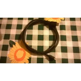 Cable Doble Ficha Macho Hdmi - Casi Sin Uso