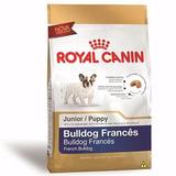 Ração Royal Canin Para Cães Filhotes Bulldog Francês 2,5 Kg