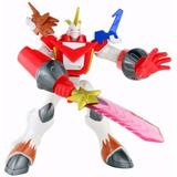 Digimon Fusion Metal Digiaction Shoutmon X4 39630 Delicias3
