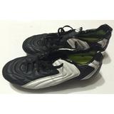 Zapato De Futbol Profesional Garcis Piel Kgro Envio Gratis