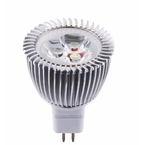 Foco Led Mr16 4.5w Dimeable Atenuable Gx5.3 Bc Empotrable