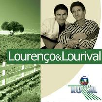 Globo Rural - Lourenço E Lourival - Cd
