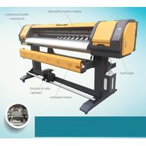 Plotter De Impressão Digital