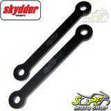 Kit P/ Rebaixe Suspensão Traseira Skydder Tiger 800 Até 2015