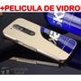 Capa Moto G4 Plus Capinha Case Espelhada Bumper Anti Impacto