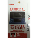 Film Protector De Pantalla Nintendo New 3ds Dakmor