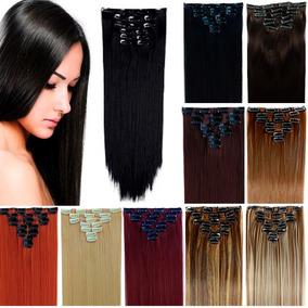 7 extensiones de cabello natural