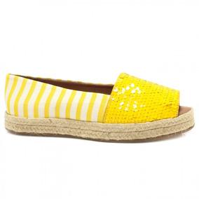Alpargata Espadrille Zariff Shoes Peep Toe   Zariff
