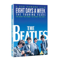The Beatles Eight Days A Week The Touring Years Dvd En Stock