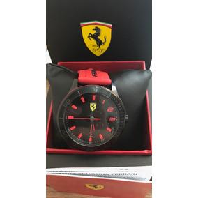 Relógio Escuderia Ferrari Grande,novo, Frete Grátis Mod Novo