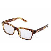 Armação Óculos De Grau Quadrado Grande Masculino Feminino Ca