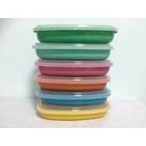 Vasilhas De Plastico - Pacote Com 25 Pçs