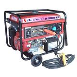 Motosoldadora Nafta 16hp / 210 Amp. (elect. 3,25mm) A. Elec