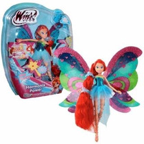 Boneca Winx Harmonix Power Bloom- Cotiplas Ref 1966
