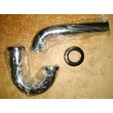 Sifon 1 1/4 Lavamanos - 100% Metal Cromado