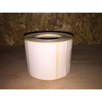 Rollo Etiqueta Adhesiva Termica 61 X 46 X 500 - Caja X 100