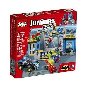 Lego Batcaverna Junior 10672