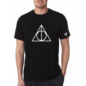 Camiseta Estampada Harry Potter M3
