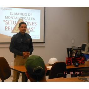 Cursos Seguridad En Montacargas