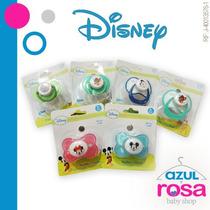 Chupón Pacificador Para Bebés Disney Babies Bpa Free