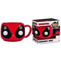 Funko Pop Home Deadpool Marvel Taza De Ceramica