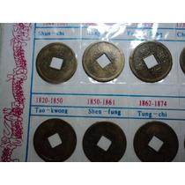 Replicas Monedas Chinas Varias Dinastias China