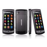 Samsung Wave S8500 Bada Wifi Gps Mp3 Camara Hd Flash Mp3 Fm