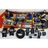 Kit Suspensão Diant Completo Maverick Ford 302 Gt 2.3 Ohc V8