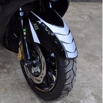 Adesivo Protetor Paralama Carbono Sym Moto Dafra Maxsym 400i