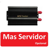Gps Tracker Alarma Rastreo Satelital Carros Antirobo Web