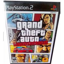 Grand Theft Auto Liberty City Stories Nuevo Sellado Ps2
