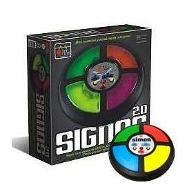 Signos 2.0 De Top Toys El Simon Original