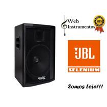 Caixa Acústica Ativa Jbl Selenium Master 250 W Barato!