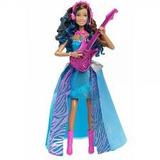Barbie Campamento Pop Guitarra Princesa