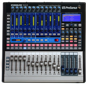 Mesa De Som Presonus Studio Live 16.0.2 - Revenda Autorizada