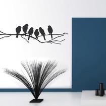 Bondai Vinilos Decorativos Animales Pajaros Aves Rama