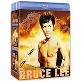Coleção Bruce Lee / Box (4 Blu-rays)