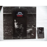John Lennon Rock ´n´ Roll Lp Mexicano Y Cassette Importado