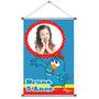 Banner Personalizado Festa Infantil Galinha Pintadinha