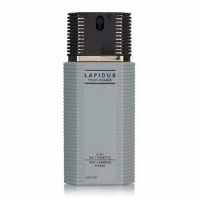 Perfume Ted Lapidus Pour Homme Edt 100ml Original ( Tester )