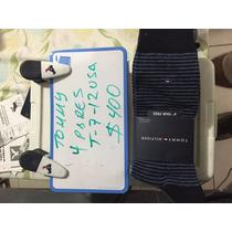 Calcetines Tommy Talla 7=12 Usa Nuevos Caballero 5942 $