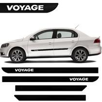 Friso Lateral Do Voyage G5 G6 10 11 12 13 14 15 Borrachão