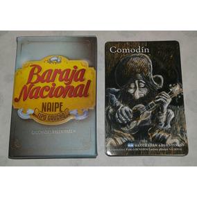 Cartas Naipes Barajas Gaucho