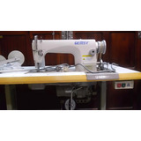 Maquina De Coser Recta Industrial Doble Arrastre