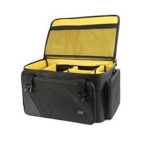 Bolsa Casy 8188 P/ Filmadora Grande Ou Material Fotográfico