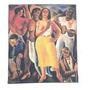 Quadro Canvas - Samba - Di Cavalcanti (20x22cm)